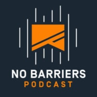 No Barriers Podcast Logo