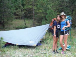 No Barriers Youth Survival Training
