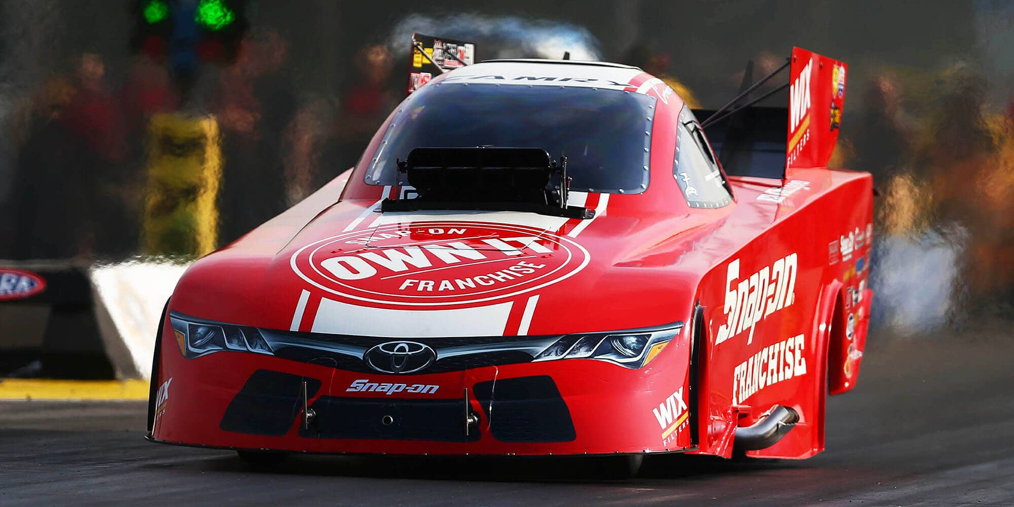 Snap-on Franchise Race car