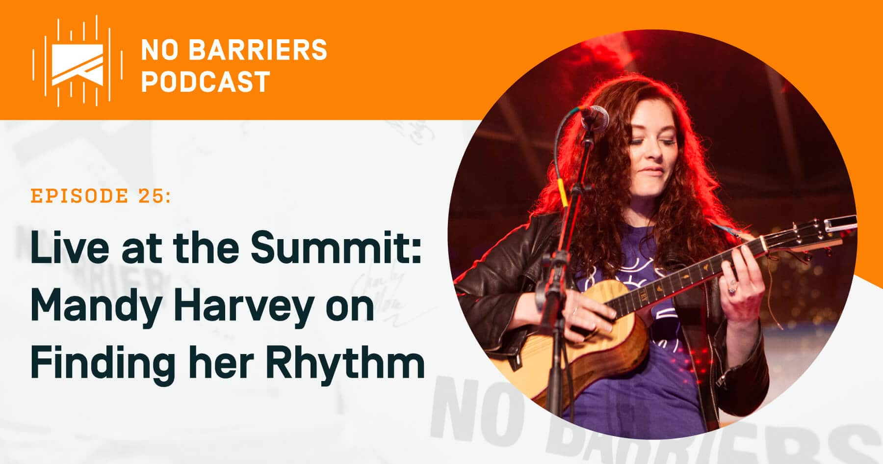 mandy harvey live at no barriers summit
