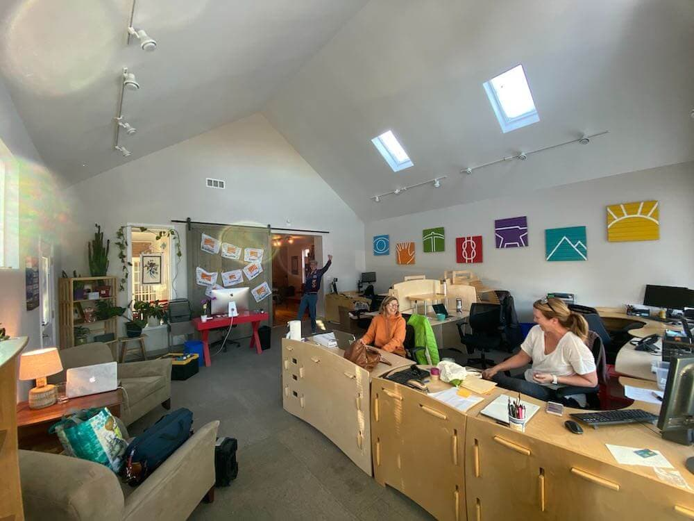 no barriers office space in fort collins