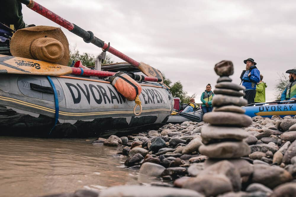 no barriers reach life element and river rafting