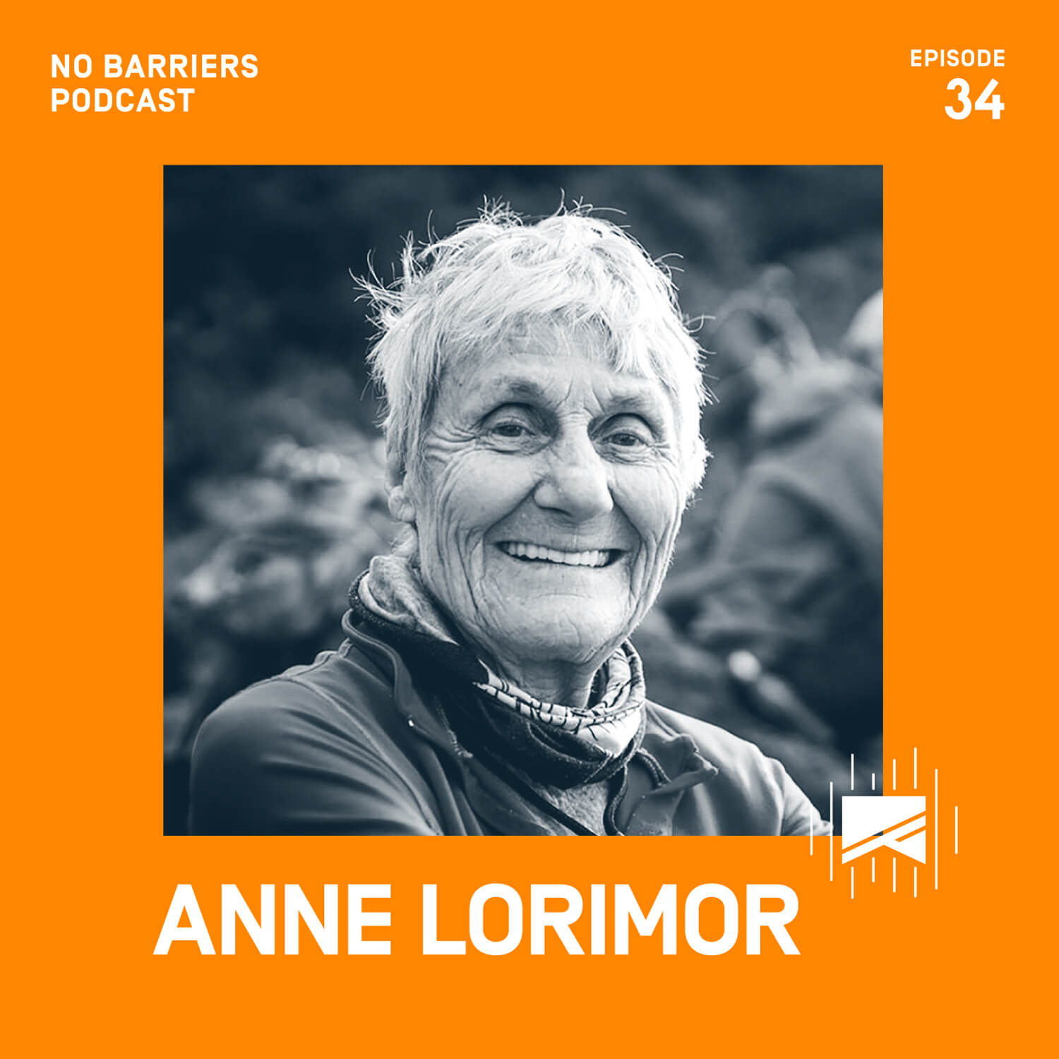 Anne Lorimor World Record Holder No Barriers Podcast