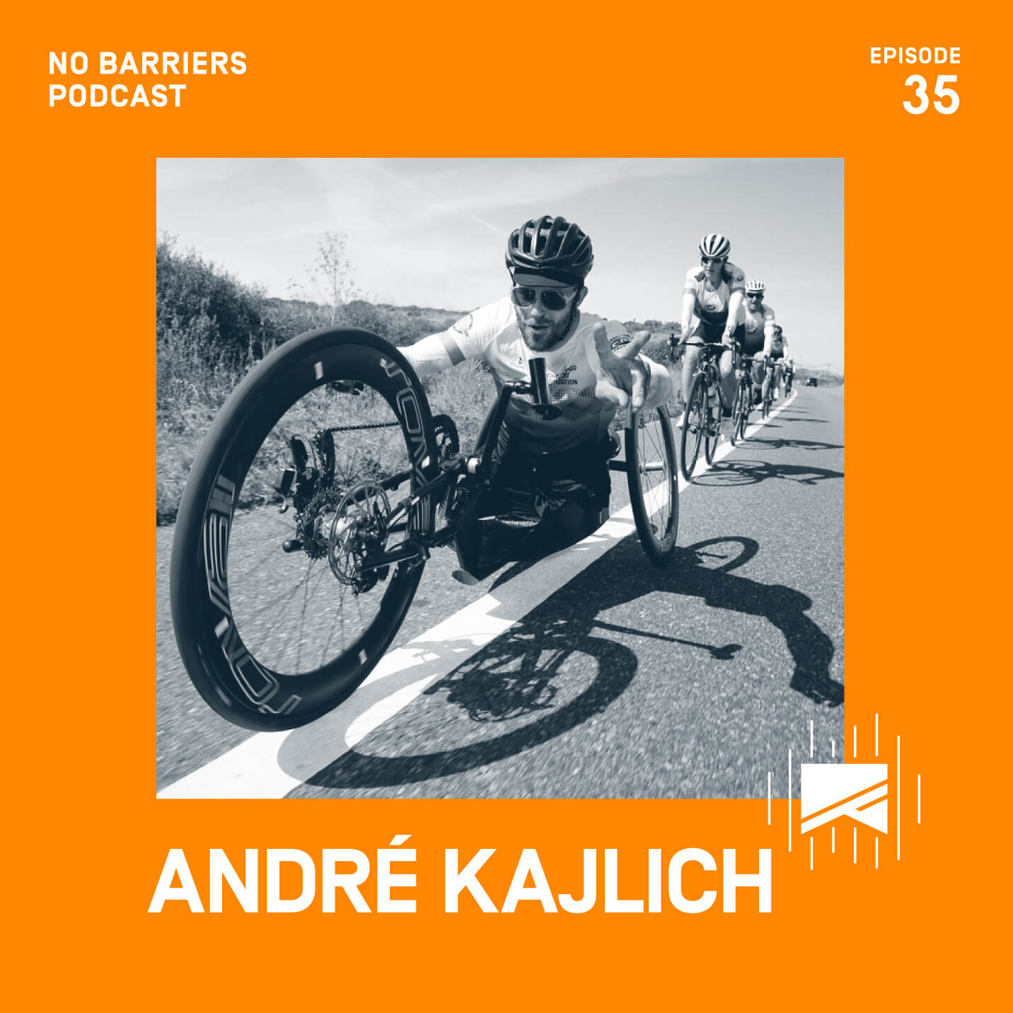 andre koljich no barriers interview