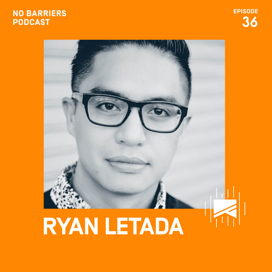 ryan letada no barriers