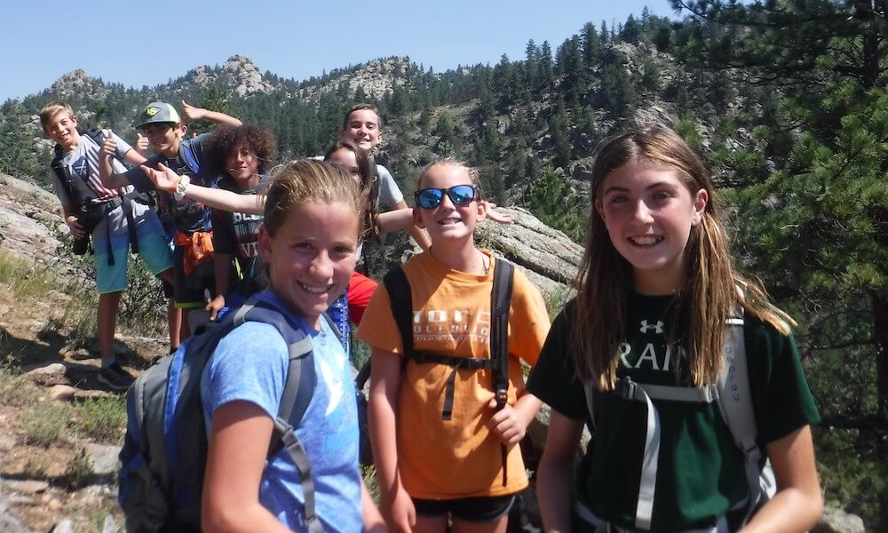 make your kids happy at affordable colorado summer camps