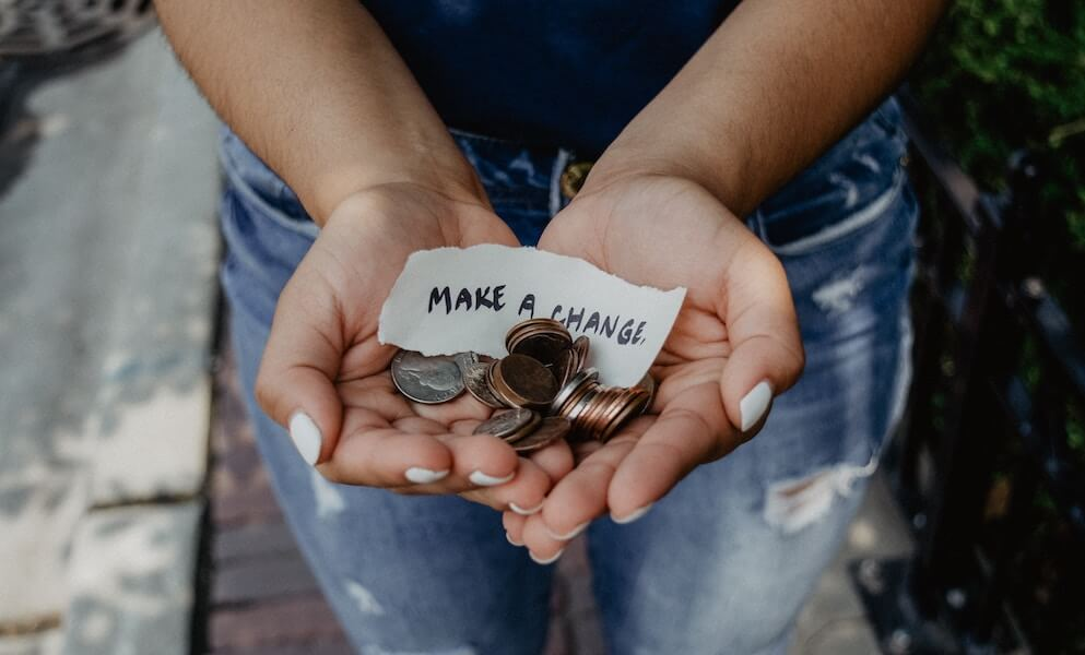questions to ask a nonprofit organization before donating—make change