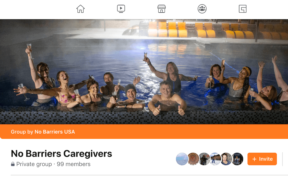online support groups for caregivers