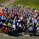 group photo of whats your everest attendees of 2019 with no barriers