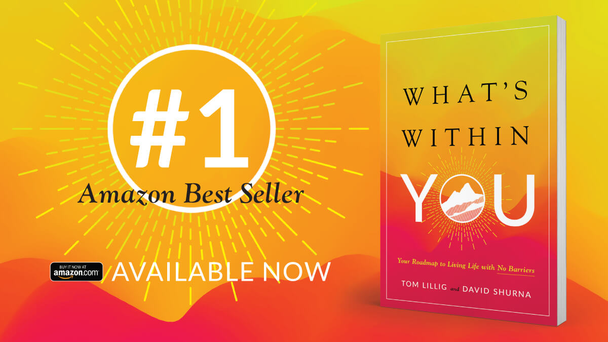 Picture of book cover with #1 Amazon Bestseller
